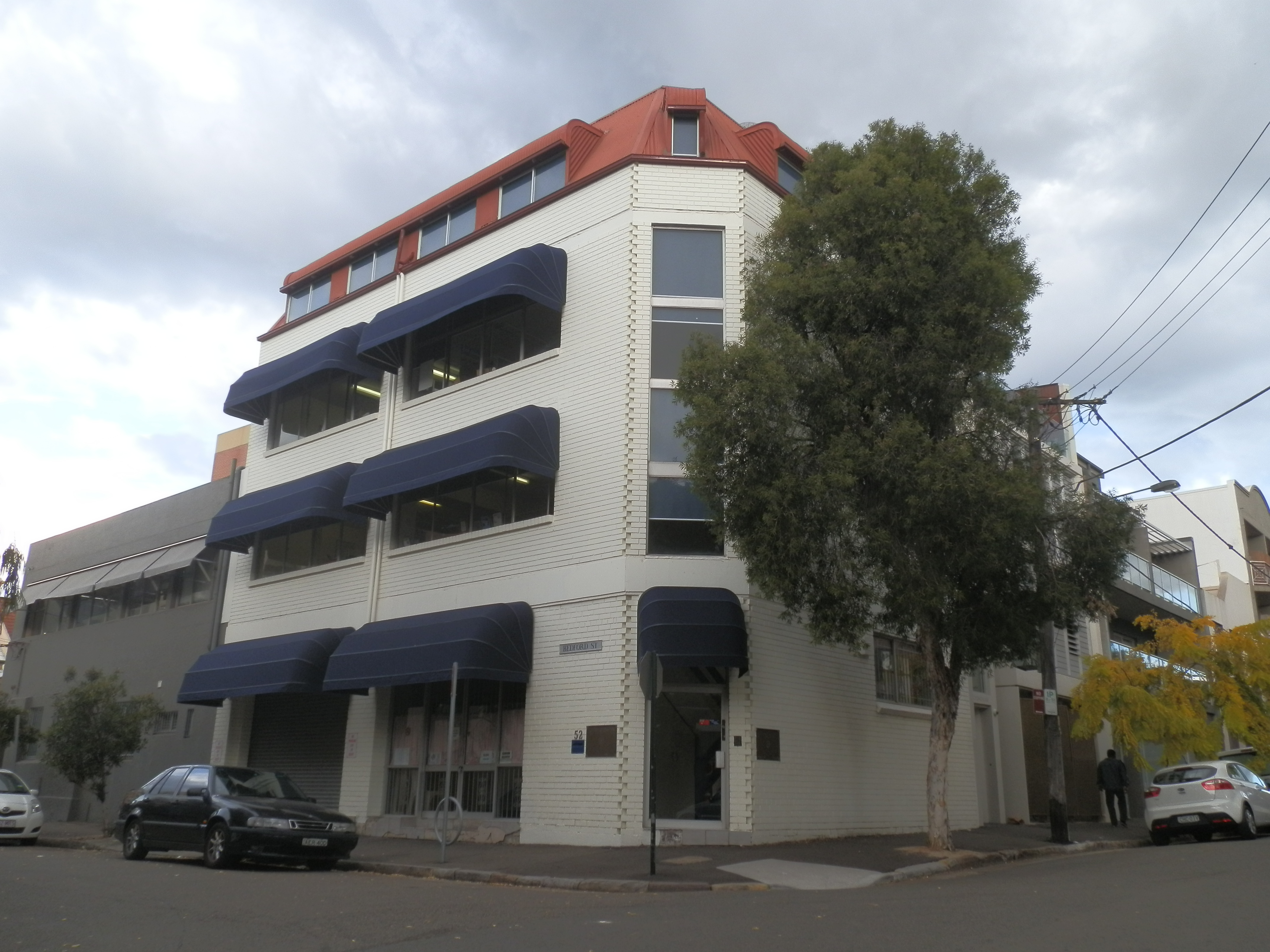AIMPE Head Office building Surry Hills Sydney